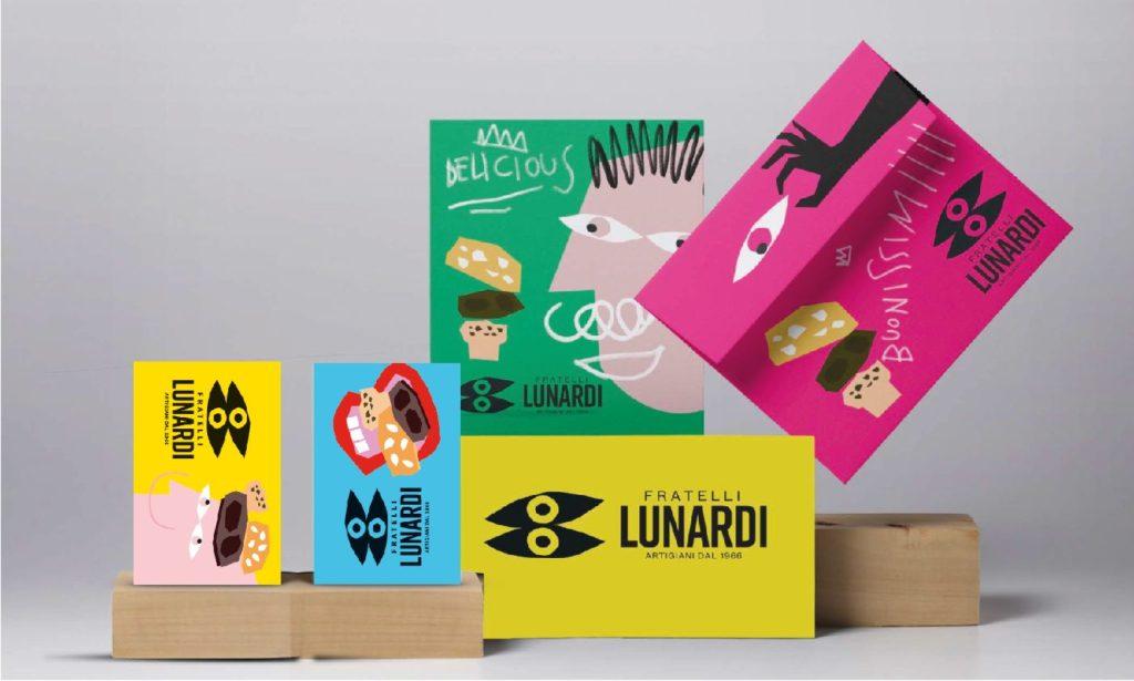 Lunardi Rebranding